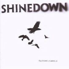 """SHINEDOWN """"THE SOUND OF MADNESS"""" CD NEW+"""