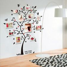Large Family Photo Frame Tree Wall Sticker decal Home Decor