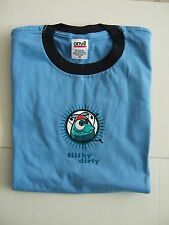 "RARE ORAPHARMA LOGO PROMOTIONAL ""FILTHY DIRTY"" T-SHIRT MEN SIZE - MEDIUM NEW"