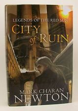 MARK CHARAN NEWTON City of Ruin 1st/1st HB/DJ