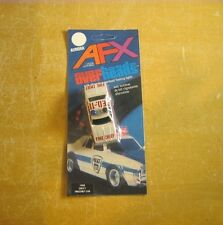 1980 Aurora AFX MT Lit Fire Chief's Car Slot Car 1986