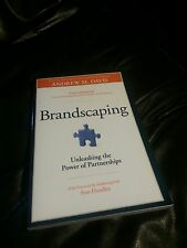 BRANDSCAPING UNLEASHING THE POWER OF PARTNERSHIPS * ANDREW DAVIS * NEW SOFTCOVER