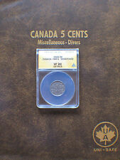 Complete Set 1922-2015 Canada 5 Cents Nickel 1925,1926 Far 6,1964 XWL,1947 Dot