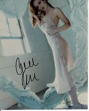 COURTNEY JAMES hand-signed SEXY 8x10 CLOSEUP IN LINGERIE uacc rd coa S/H SPECIAL