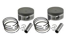 Kawasaki VN1500 Kolben Kit - Übermaß os +0.25 / Kolbenringe Piston rings