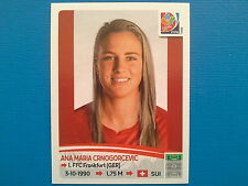 Panini FIFA Women's World Cup Canada 2015 - N.211 CRNOGORCEVIC SWITZERLAND