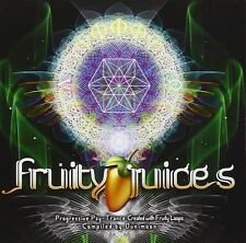 Fruity juices (lyktum, Man Machine, masingularity, Rigel,...) CD NUOVO