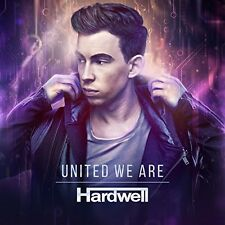 Hardwell ft. MR Probz/Tiesto/dallask/Harrison/+ - United We are CD NUOVO
