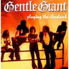 Gentle Giant - Playing the Cleveland [New CD] UK - Import