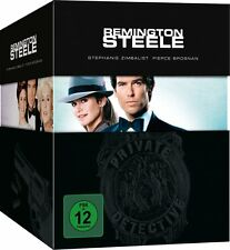 Remington Steele - Die komplette Serie, Collector's Edition, 30 DVD NEU + OVP!