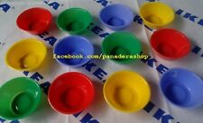12pcs LARGE Puto Kutchinta Rice Cake Plastic Steaming Baking Mold Molder Cups