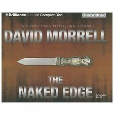 The Naked Edge by David Morrell (2013, CD, Unabridged)