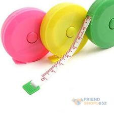 """150MM Body Measuring Ruler Sewing Cloth Tailor Tape Measure Soft Flat Ruler 60"""""""