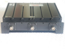50W VHF 6 Cavity Duplexer BNC Connector FREE tune radio repeat New 136-180Mhz