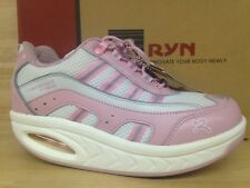 Ryn Sport Pink Rocker Athletic US Size 5.0 (K220, Euro 35, UK 3.5)