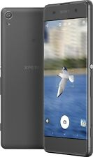Sony Xperia XA F3113 - 16GB - Graphite Black (Unlocked) US Warranty mint