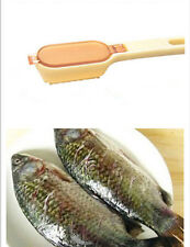 hot Peeler Fish Scale Remover Scaler Scraper Cleaner Kitchen Tool