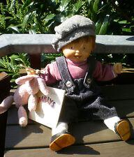 Zapf Colette MLS Puppe Milly 34 cm 1995 Künstlerpuppe Marie-Luise-Schulz Doll 6