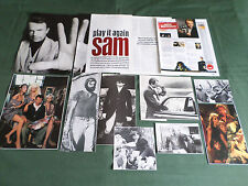 SAM NEIL - FILM STAR - CLIPPINGS /CUTTING PACK