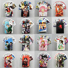54pcs Japanese Anime Characters Poker Cards Game Playing Cards Gift Toy in Box