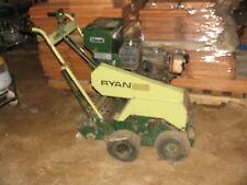 RYAN MATAWAY OVERSEEDER 10HP OMC Grass seeder