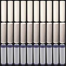 """Reverse Osmosis Replacement Filters 2.5"""" x 9.75"""" Sediment / CTO / GAC Carbon 30p"""