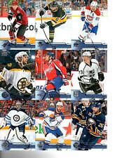 2016-17 Upper Deck Complete Series 1 base set #1-200