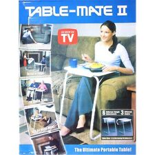 PORTABLE TABLE MATE ADJUSTABLE FOLDING TABLE MATE LAPTOP TABLE MATE DESK