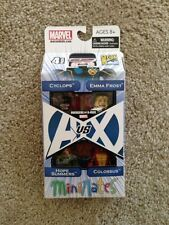 Marvel Minimates AvX SDCC Emma Frost Hope Colossus Cyclops Exclusive Avengers