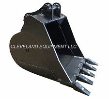 "NEW 24"" CAT MINI EXCAVATOR BUCKET Caterpillar 304C 304C-CR 305C-CR Tooth Teeth"