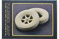 PANZER ART RE35-236 1/35 Drive Wheels for Sd.Kfz 7 (Late Pattern )