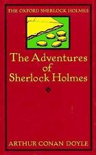 The Adventures of Sherlock Holmes (The Oxford Sherlock Holmes)-ExLibrary