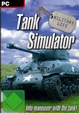 MILITARY LIFE: TANK SIMULATOR - Steam chiave key - Gioco PC Game - ROW