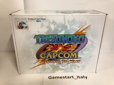 TATSUNOKO VS CAPCOM ARCADE FIGHTING STICK (NINTENDO WII) NUOVO NEW
