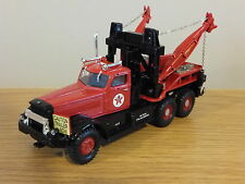 CORGI CLASSICS TEXACO TEXAS PIPE LINE DIAMOND T980 WRECKER TOW TRUCK MODEL 55610