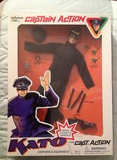 Captain Action - Kato Uniform and Equipment - Playing Mantis - #10008 - 2000 NIB