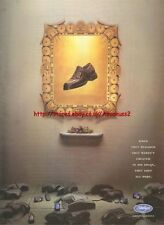 "Shellys ""Created In His Image"" Shoes 1995 Mag. Advert"