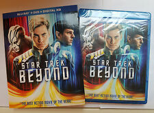 Star Trek Beyond (Blu-ray + DVD + Slip Cover) U.S. release DIGITAL COPY REMOVED!