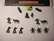 Soldatini Toy Soldiers Atlantic Alpini d'Italia scala H0-00 #o1