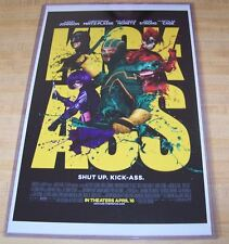 Kick-Ass 11X17 Original Movie Poster