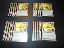 20x Basic Land*SAME ART*Swamp*Mirage**Magic the Gathering MTG**FTG
