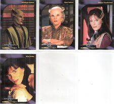 Tradingcards - Babylon 5 Special Edition Sondercard Set - Face of Delenn