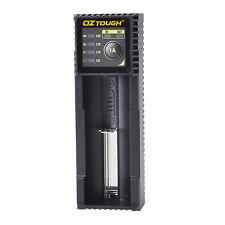 Smart USB 18650 Battery Charger for Li-ion Ni-MH Liepo4 3.85V Li-ion 26650 22650