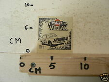 STICKER,DECAL DATSUN WIDLAK NO 21