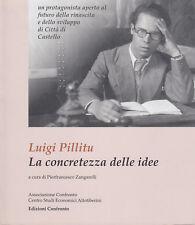 CITTÀ DI CASTELLO BIOGRAFIA LUIGI PILLITU LA CONCRETEZZA DELLE IDEE