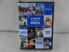 10 Movie Family Pack: Thicker/Hidden/Her Heart /Lost Girl/ Miracles on  dvd