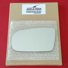 NEW Mirror Glass + ADHESIVE 95-05 CAVALIER SUNFIRE Driver Side **FAST SHIPPING**