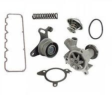 BMW E28 E30 528e 325 Timing Kit Tensioner Roller Spring Water Pump Thermostat