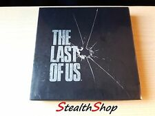 Ps3 The Last of Us Press Kit - Limited Edition - Sony Playstation 3 PAL IT