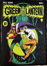 GREEN LANTERN #1 COVER PRINT Alan Scott Textured Finish and Framed